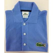 Camisa Polo Lacoste 100 % Original/pronta Entrega