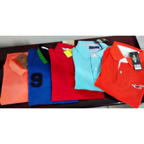Camisas Gola Polo Hollister | Abercrombie | Tommy Hilfiger