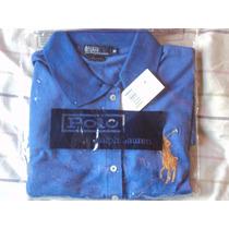 Camisa Polo Feminina Polo Ralph Lauren