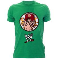 Camiseta Wwe - John Cena 100% Algodão