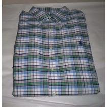 Camisa Social Ralph Lauren: Tamanho G / L Nova Original