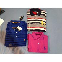 Camisetas Polos Tommy, Lacoste E Atacado Originais