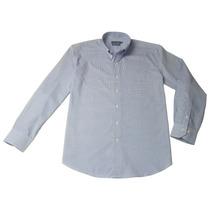 Camisa Masculina Manga Longa Fio 50 100% Algodão 02 2027