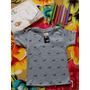 Camiseta Kids Infantil Hollister Gaivotas Várias Cores!