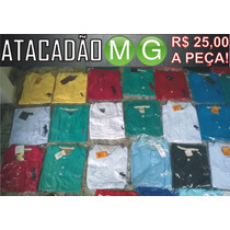 Camisa Polo Tommy Hollister Abercrombie Reserva Atacado Lcxt