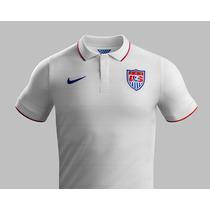 Camisa Seleção Estados Unidos Original - Pronta Entrega