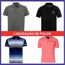 Camisa Polo Osklen| Reserva | Calvin-klein | Colcci | Ellus