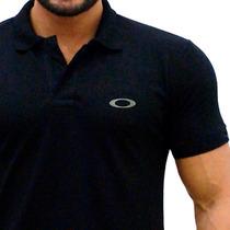 Camisa Polo Oakley Bordada - Ripcurl Hurley Quiksilver Vans