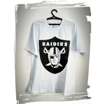 Camisa Raiders / Swag / Hip Hop / Street Wear