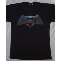 Camisa Camiseta Blusa Customizada Batman Vs Superman