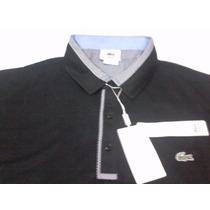 Camiseta Polo Importada Lacost Varias Cores + Frete Grátis