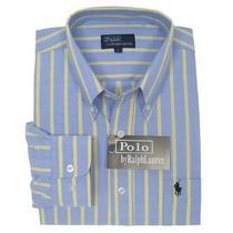 Camisa Social Masculina Plus Size Ralph Lauren Frete Grátis