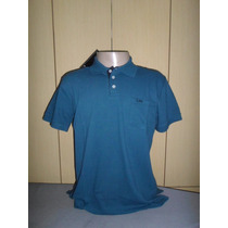 Camisa Polo Lee Tam. G Original!!!