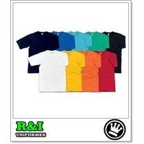 Kit 4 Camisetas Personalizadas Com Bordado Na Frente