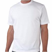 Camisa Para Sublimação 100% Poliéster Atacado- 20 Unidades