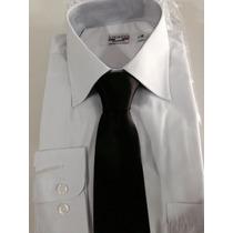 Kit Camisa Com Gravata.