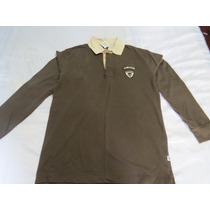Camisa Polo Manga Longa Timberland G Exclusivo Top Oferta