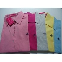 Camisa Polo Dudalina Feminina Liquidação Limitada!!!