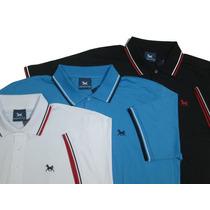 Camisa Polo Masculina Tamanhos Grandes Plus Size Até G4 Xxg