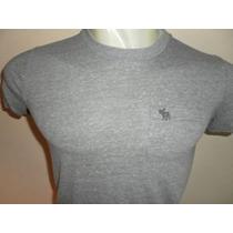 Camiseta Abercrombie & Fitch 100% Original Legitima Pequeno