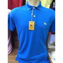 Camisa Polo Da Acostamento 100% Original Frete Gratis