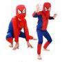 Fantasia Infantil Homem-aranha Spiderman