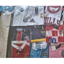 Camisas De Times Replica Primeira Linha Europeus E Nacionais