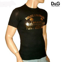 Camisa Dolce & Gabbana Tony Montana P, M, G E Gg D&g Armani