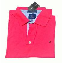 Camiseta Polo Tommy Hilfiger/varias Cores + Frete Grátis!