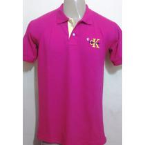 Kit C/ 10 Polo Da Calvin Klein R$ 230,00