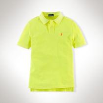 Ralph Lauren - Camisa Polo Básica Infantil- Vários Tamanhos