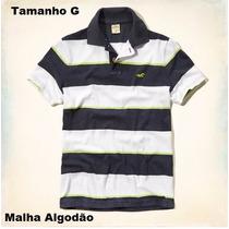 Roupas Blusas Camisa Camiseta Polo Hollister 100% Original