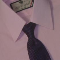 Camisa Social Slim Fit 100% Algodão Fio 50 Extra 51 1008