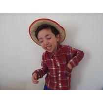 Camisa Xadrez Country Infantil ,quadrilha, Caipira