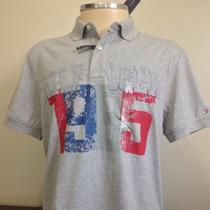 Camisa Polo Masculina Tommy Hilfiger Original, Promoção!