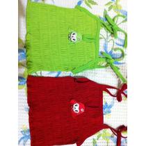 Camisa Infantil - Duas Peças