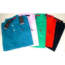 Camisa Gola Polo Reserva Masculina Pronta Entrega