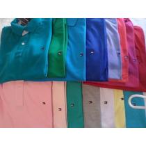 Camisa Gola Polo Tommy Hilfiger Masculina Pronta Entrega