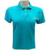5 Camisas Polo Feminina Ralph Lauren Hollister Calvin Klein