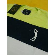 Kit 10 Pcs Camisas Listradas Aleatory/acostamento