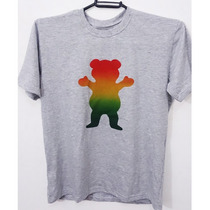 Camisetas Grizzly 100% Algodão!