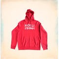Blusa Hollister Zuma Beach Hoodie Red