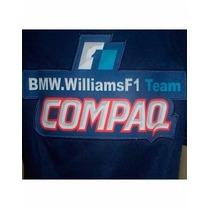 Camisa Polo Willians F1 Bmw - Frete Grátis !!