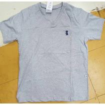 Kit 5 Camisas Masculina Da Sergio-k. Gola V Cor Variadas