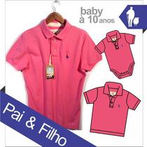 Pai E Filho Iguais, Qualidade De Importada Camisetas