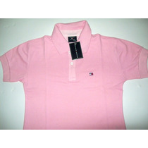 Camisa Gola Polo Tommy Hilfiger Feminina Envio Imediato