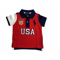 Camisa Infantil Polo Ralph Lauren ** Original**