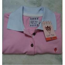 Camisa Polo Feminina Golf Play