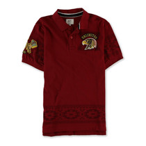 Ecko Unltd. Masculino Tribo Ss Rugby Polo Camisa