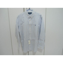 Belissima Camisa Polo By Ralph Lauren Tam Xxl 17 1/2 35